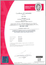 ISO 9001.2008 Certificate